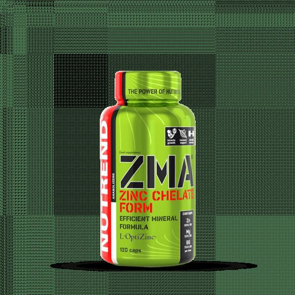 NUTREND ZMA 120 Kapseln Vitamine und Mineralien