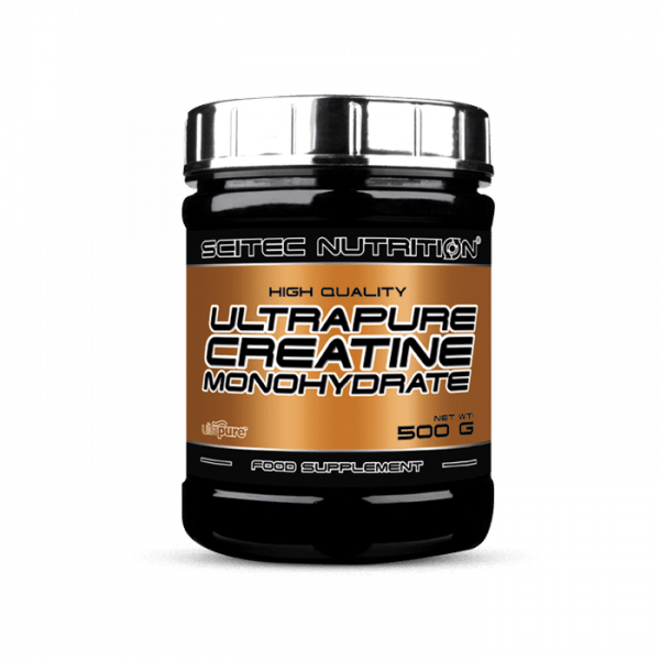 SCITEC NUTRITION Ultrapure Creatine Monohydrate 500g