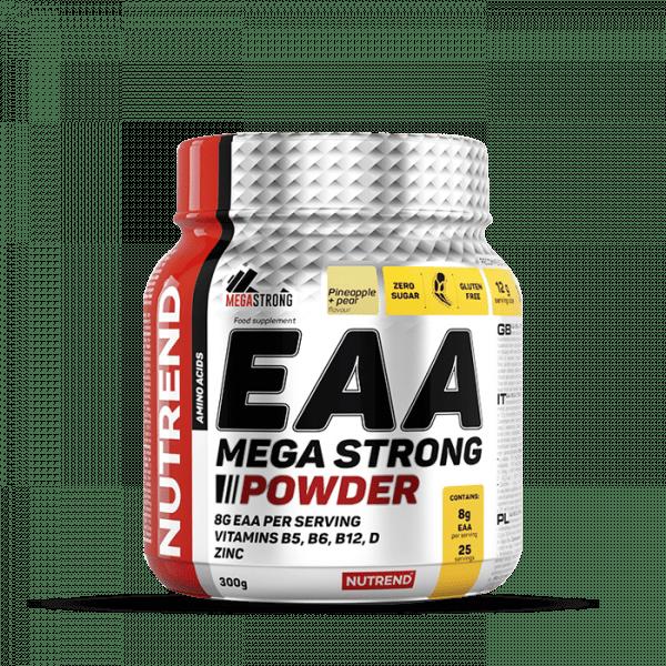 Nutrend EAA Mega Strong Powder, 300g Aminos