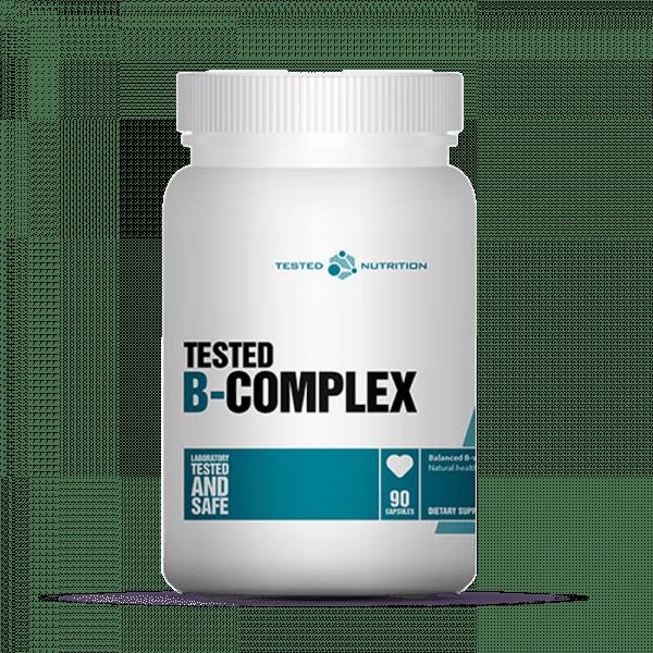 TESTED B-COMPLEX, 90 KAPSELN