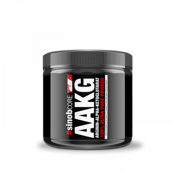 SINOB Core L-Arginin AKG, 300g Aminos