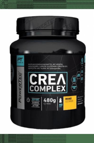 POWERTEC CreaComplex 480g