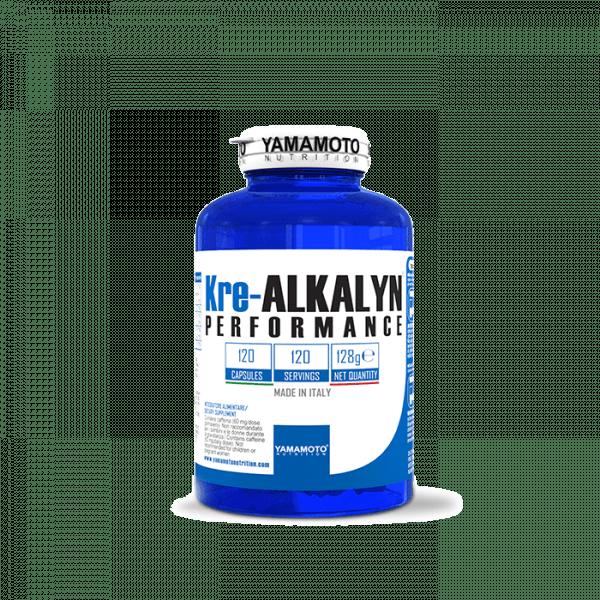YAMAMOTO KRE-ALKALYN® PERFORMANCE 120 Tabletten