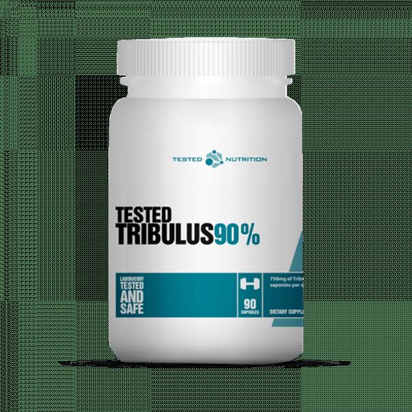 TESTED Tribulus 90%, 90 Kapseln TST Booster