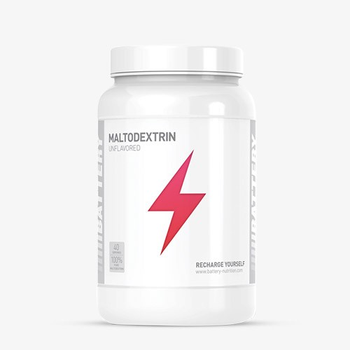 BATTERY MALTODEXTRIN, 2000g, Unflavored Gainers/Kohlenhydrate