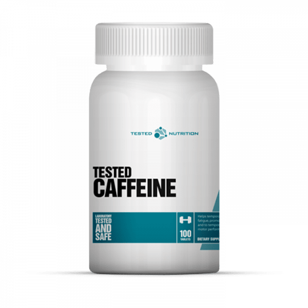 TESTED CAFFEINE, 100 TABLETTEN