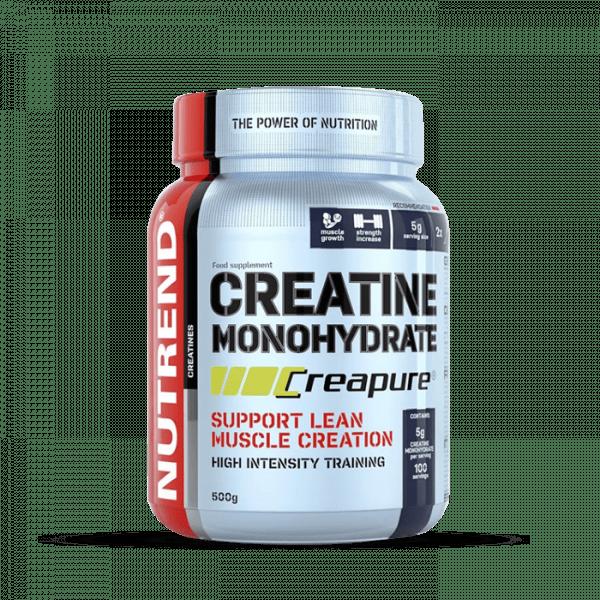 NUTREND Creatine Monohydrate Creapure, 500g Kreatin