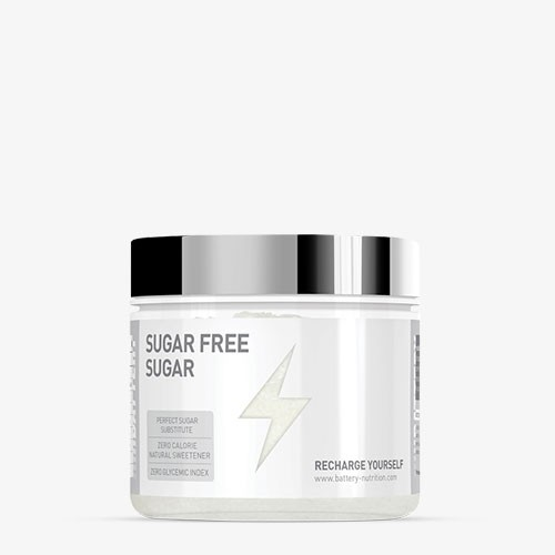 BATTERY SUGAR FREE SUGAR, 500g Food