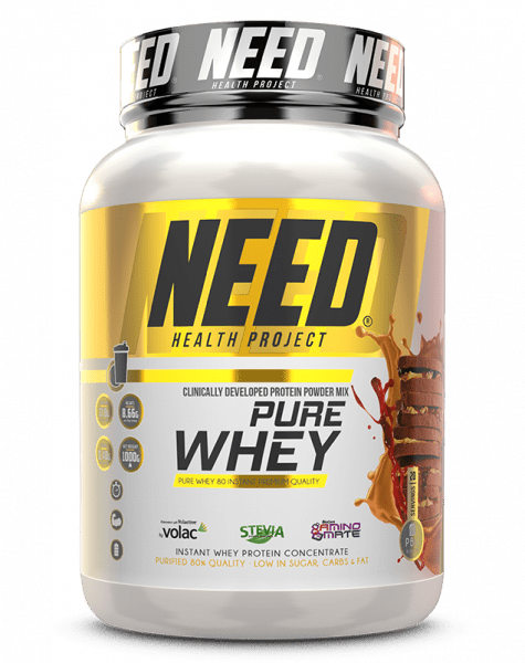 NEED PURE WHEY 1000g Proteine