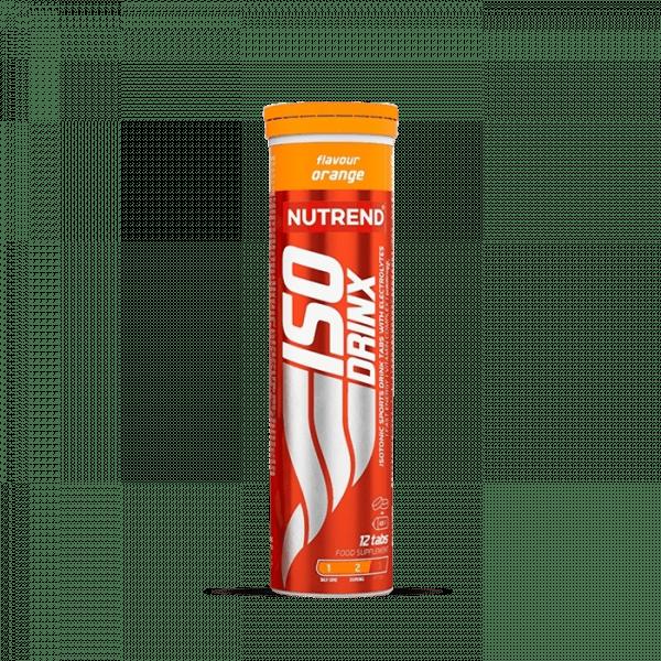 NUTREND ISODRINX Tabletten orange 12 Tabletten Drinks