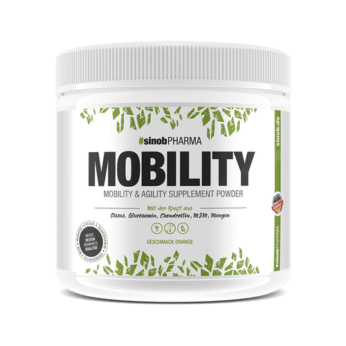 SINOB Complete Mobility Forte Spicy Orange 474g