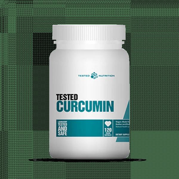 TESTED Curcumin+, 120 Kapseln