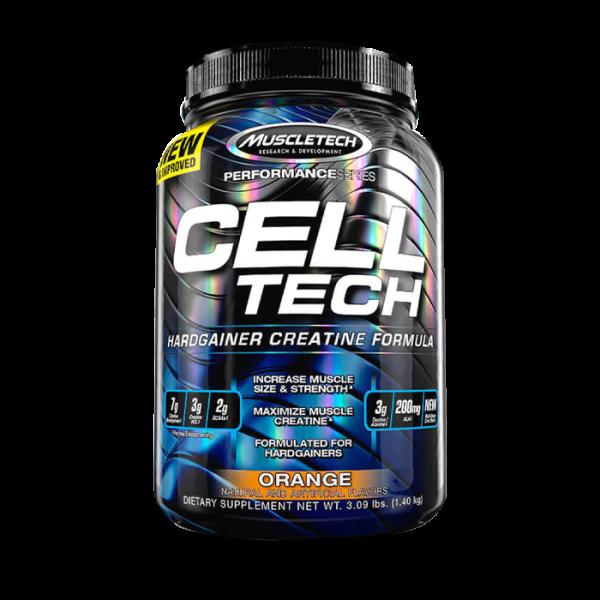 MUSCLETECH - Performance Series Cell-Tech, 1400g - Orange Kreatin