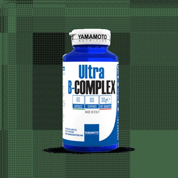 YAMAMOTO ULTRA B-COMPLEX 60 Kapseln