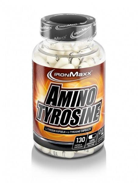 IRONMAXX Amino Tyrosin 130 Kapseln