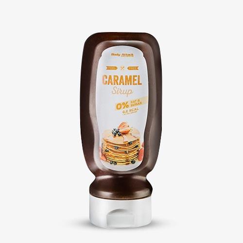 BODY ATTACK SirupCaramel, 320ml Food