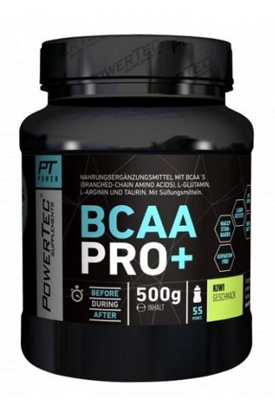 POWERTEC BCAA Pro+ Drink 500g