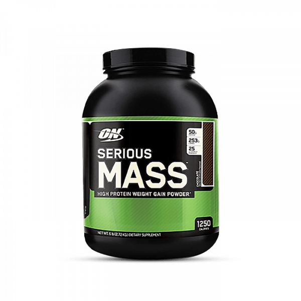 OPTIMUM NUTRITION Serious Mass 2727g Gainers/Kohlenhydrate