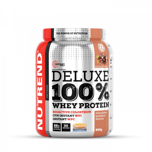 NUTREND DELUXE 100% WHEY 900g Proteine