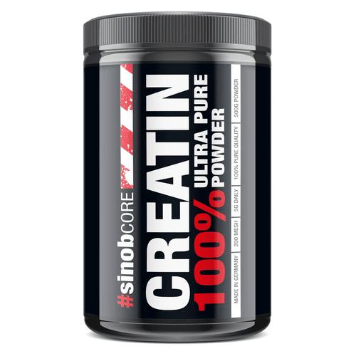 SINOB Core Creatin Monohydrat 500g Kreatin