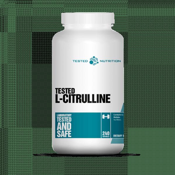TESTED L-Carnitine Tartrate 180 Kapseln